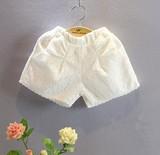 【韓国子供服】キッズ レーシーパンツ レース パンツ アンダーパンツにも ズボン/Kids  Pants