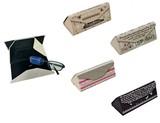 折り畳みメガネケース 4柄<メガネケース 刺繍・ラインストーン付き>
