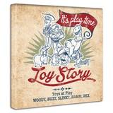 トイ・ストーリーのアートボード インテリア アート 雑貨 pix-0054