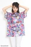 Crunchyroll x galaxxxy presents HYPERSONIC music club T-shirt