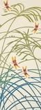 【日本製】注染 手ぬぐい 芒に蜻蛉 (すすきにとんぼ)【和布華】