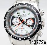 【TECHNOS】テクノス クロノグラフ メンズウォッチ T4377