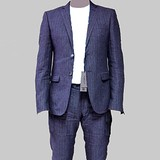 【Web展】【締切8/5】【Alessandro Gilles】テーラードジャケットスーツ A40S0724-03
