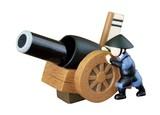 大砲スタンプホルダー