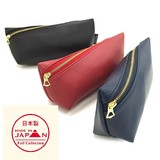 Stand Pen Pouch Interior Leather Use
