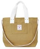 【オープン記念価格】 フォレストトートバッグ : キャメル トート キャンバス 帆布
