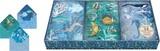 PUNCH STUDIO グリーティングカードセット 12枚入 魚