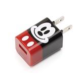 ディズニー USB電源アダプタ1A