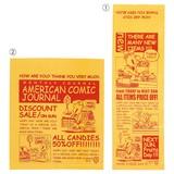 アメリカンコミック ギフトバッグ