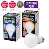 LED電球一般電球(40・60W形相当)