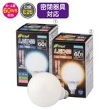 LED電球 ボール型球(60W形相当)