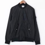 <即納>【2016AW新作】高密度ナイロンMA-1ジャケット