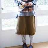 【予約販売】5色【ストレッチツイル:バルーンスカート】(9月納品)