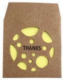 クラフトポチmini THANKS<ポチ袋>