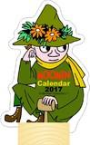 M/Mデスクミニカレンダー(スナフキン)