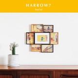 フォトフレーム【HARROW7 Social】ハロウ7 ソーシャル こだわりフォトフレーム