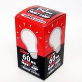 白熱電球60W形 100V54W