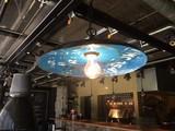 サマーSALE!! 店舗向け カフェ【照明】1灯 ペンダントライト 西海岸 アンティーク ビンテージ