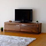 TVボード 幅150cm(ミディアムブラウン)【PA-86】大型配送(小)