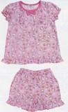 特価品【サンリオ】子供半袖短パンパジャマ