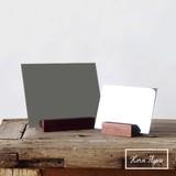 [ミラー]デスクトップ MIRROR  W/ウッドスタンド