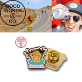 GOODWORTH Hawaiian Pin  14891