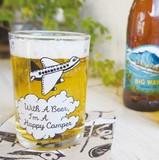 DAYKLYシリーズ ジュースにビールにぴったりのグラス