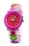 【入園・入学祝ギフトに☆子供用腕時計】ザップ チューリップ ★3歳〜11歳ぐらいまで