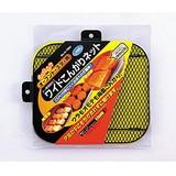 【ふっ素含有アミでこびりつきにくい】 オーブンクック オーブントースター用 こんがりネット