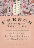 フランスの更紗手帖