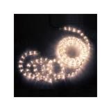 【屋外用】LEDソフトネオン 長さ: 2m 40mmピッチ 白