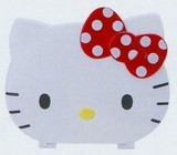 特価品【キティ】2つ折りミラー