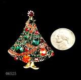 クリスマスシーズン ・ブローチ06525