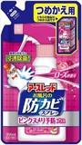 アースレッド お風呂の防カビスプレーピンクヌメリ予防プラス ローズの香り つめかえ