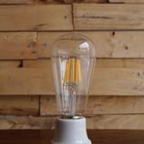 フィラメントLEDエジソン電球 E26