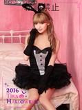 【パーティー、イベントの衣装に♪】【Tika ティカ】3setバニーコスチュームセット