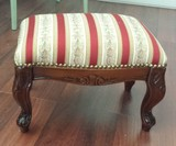 Italy Furniture Foot Stool Ottoman Stool Possible