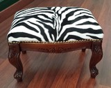 Italy Furniture Foot Stool Ottoman Stool Animal Possible