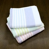 IMABARI TOWEL Face Towel Gauze Border