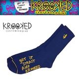 KROOKED Shmolo Socks  14936