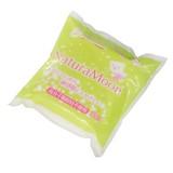【お試し3個入り】 ナチュラムーン 生理用ナプキン [羽付き 多い日の昼用] トップシートコットン100%