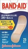 バンドエイド 救急絆創膏肌色タイプ スモールサイズ