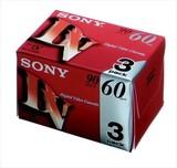 ミニDVカセット60分3P 3DVM60R3
