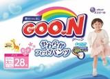 Goon Soft Fit Pants 28 Pcs Girl