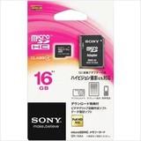 マイクロSDカード16GB SR−16A4