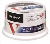 DVD−R ホワイト50枚 50DMR12MLPP