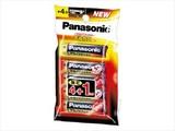 パナソニック アルカリ乾電池単3形 4+1本増量パック LR6XJSP/5H