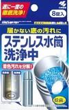 ステンレス水筒洗浄中 【 除湿剤 】