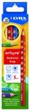 グルーヴ5色セット【色鉛筆】【ドイツ製】【入園、入学、卒園、卒業、新学期】