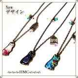 ○Newデザイン LoLis ネコちゃんネックレス 3カラー ○
